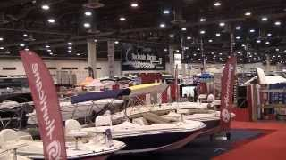 Houston Boat, Sport & Travel Show 2014