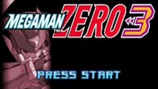 Let's Play Mega Man Zero 3! (Part 1)