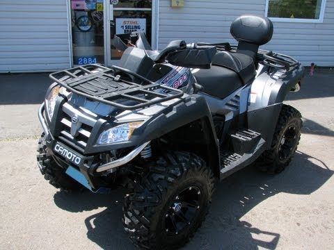 2014 cfmoto terralander 800wt atv youtube. Black Bedroom Furniture Sets. Home Design Ideas