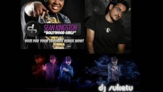 Bollywood Girls - Sean Kingston - DJ Suketu feat.Aks