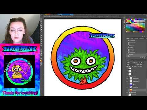 Awakened Shrub: RPG Monster Painting (Pixelscapes) - YouTube