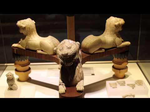 Turkey Ankara Museum of Anatolian Civilisations treasures and jewels