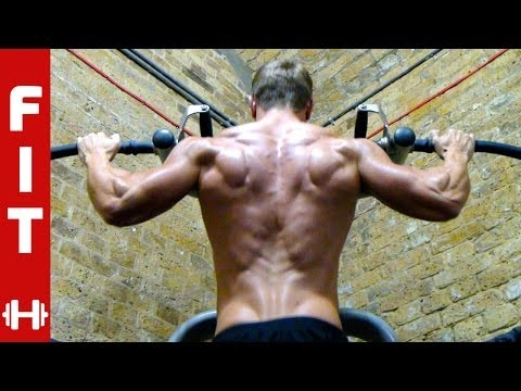 RYAN TERRY - THE PERFECT BACK