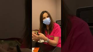 Patient Laser's Safety Test In First Lady Clinic