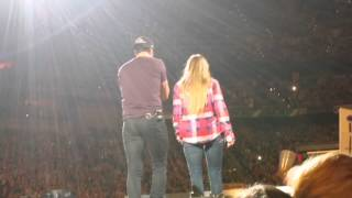 Download Luke Bryan Helps Girl Celebrate Her 21st Birthday Mp3 and Videos