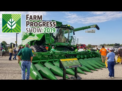 2019 Farm Progress Show Walkaround