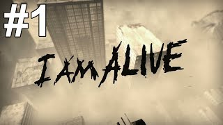 I Am Alive Gameplay Walkthrough Part 1 No Commentary