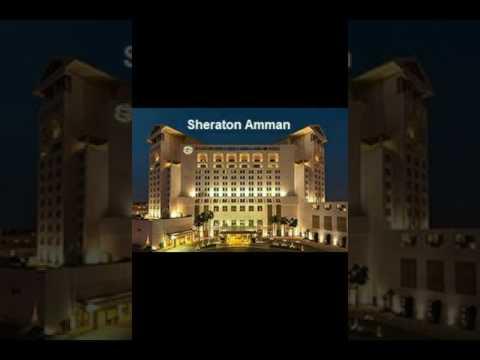 hotels in Amman 5 stars