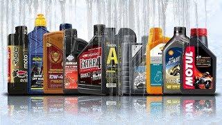 Olej 10W40 4T Test Zimna -30°C Fuchs, Putoline, Motul, Agip, Repsol, Shell, Bizol