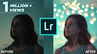 Lightroom CC Mobile Tutorial : Edit your portrait FAST   #1