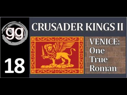 Magenta Sicily - One True Roman: Let's Play Crusader Kings II - Way of Life (18)