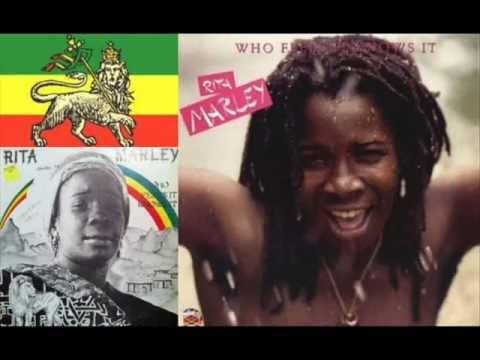Rita Marley ♬ A Jah Jah (1981)