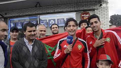 مغاربة مونتريال والمنتخب.. ماذا قالوا عن الفوز؟