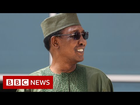 Chad's president Idriss Déby dies 'in clashes with rebels', army says - BBC News