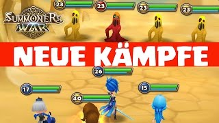 neue kmpfe    summoners war 3    let s play summoners war deutsch german hd