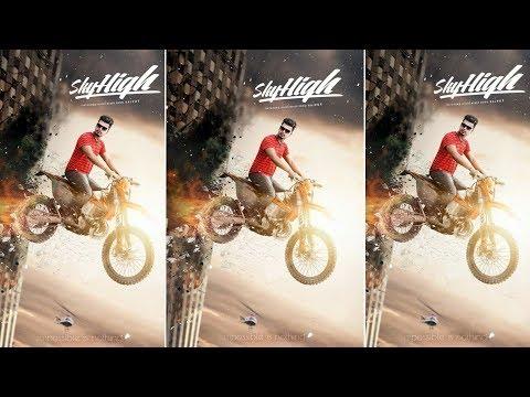 Skyhigh Editing Lover | Sonu Rajput Editing | PicsArt Editing Tutorial