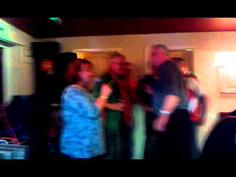 The Dolau Karaoke Wales v Ireland Celebrations Continue In Song