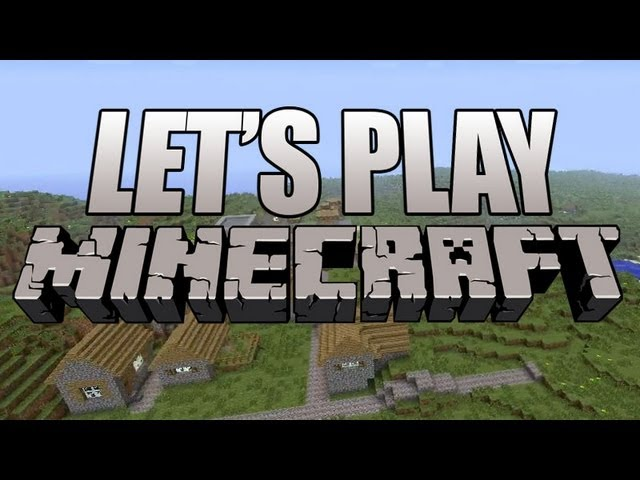 Let's Play Minecraft Creative Mode