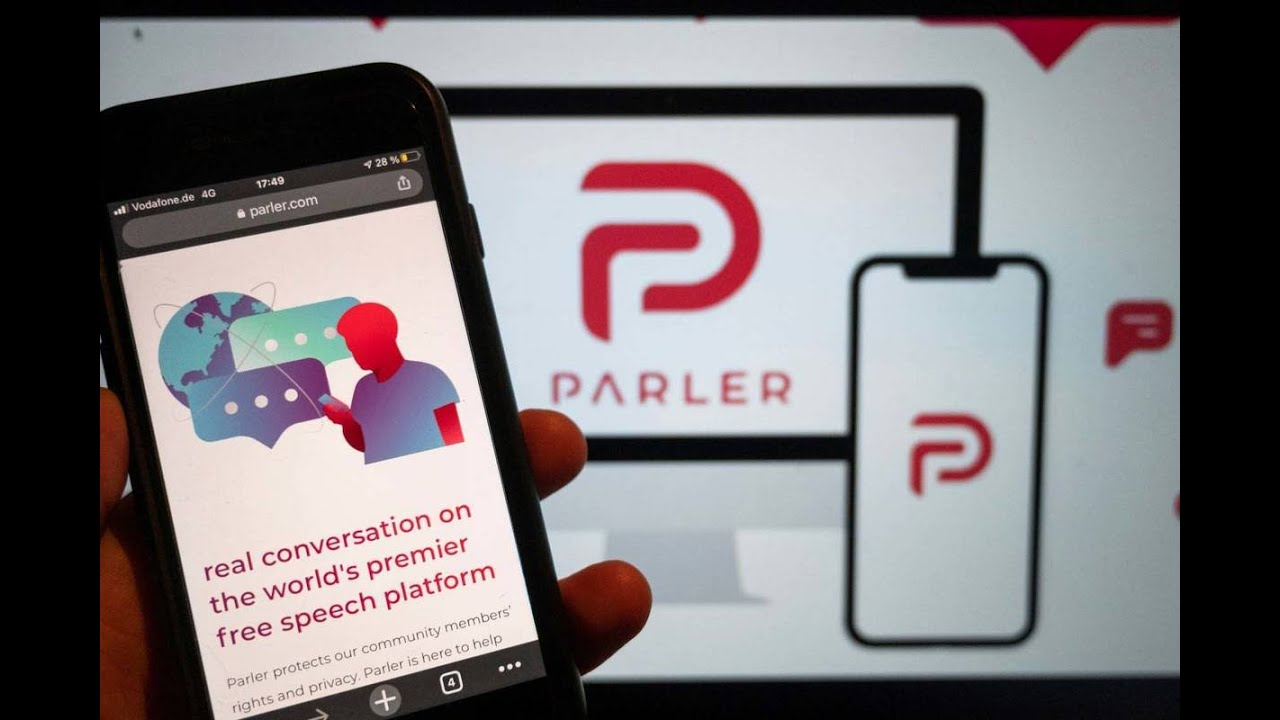 Social-media app Parler says it's relaunching