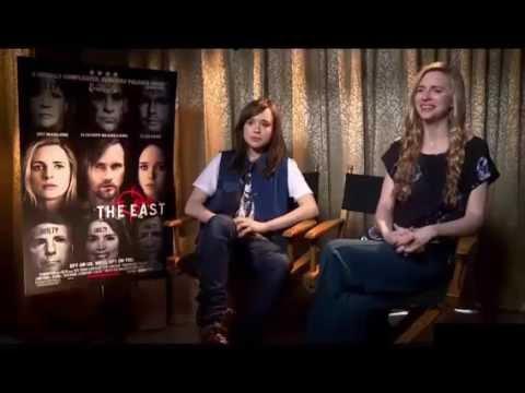 Ellen Page and Brit Marling