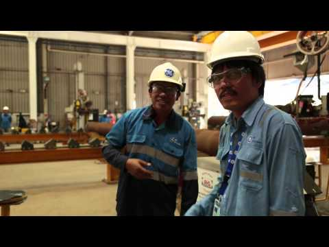 The People that Power the GE Batam Plant