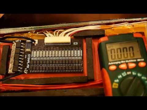 LiFePO4 eBike Battery/BMS Troubleshooting