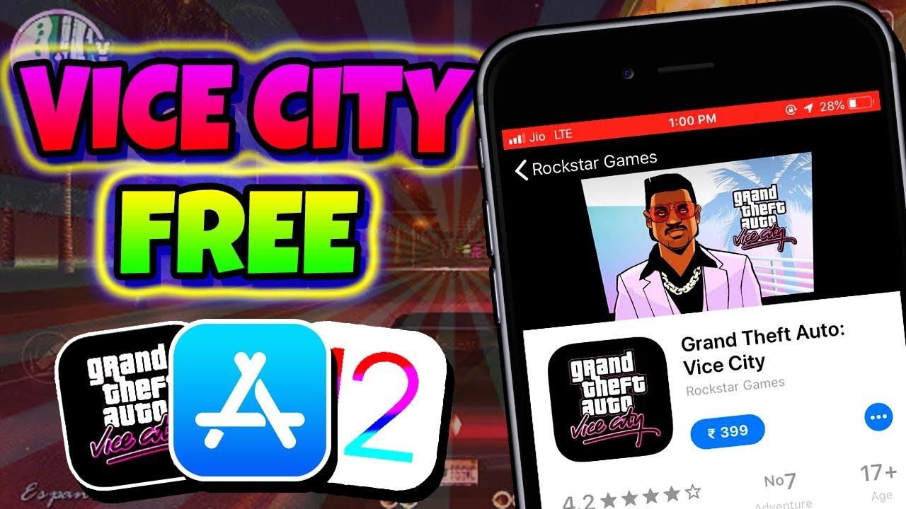 gta 5 ios free download no jailbreak