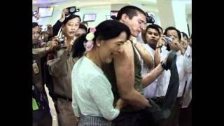 Burmese Dedicated Music Video for Daw Aung San Suu Kyi and Sons