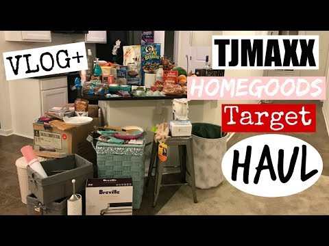Target Room Decor Haul