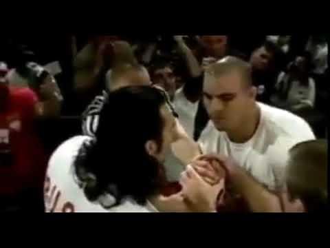 TRAVIS BAGENT VS ALEXEY VOEVODA (ALL MATCHES 2003)