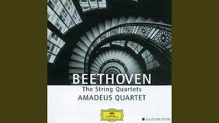 """Beethoven: String Quartet No.11 In F Minor, Op.95 - """"Serioso"""" - 1. Allegro con brio"""