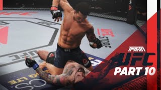 THE KNOCKOUT KING! (World Record) - UFC 3 Career Mode - Part 10