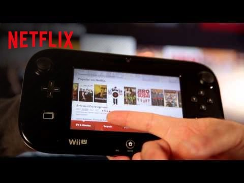 First Look: Netflix on Wii U  Netflix