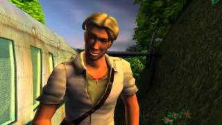 (PS2) Broken Sword: The Sleeping Dragon [Gameplay] [pcsx2]