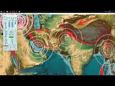 3/21/2019 -- Earthquake Update -- Be prepared -- Sudden seismic silence across planet