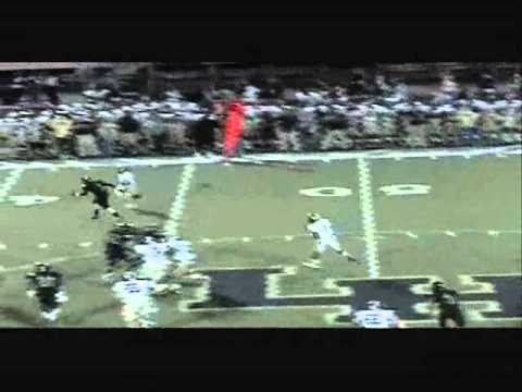 #7 QBS Blaize Schaeffer Langston Hughes High School 10-11 (SR).wmv