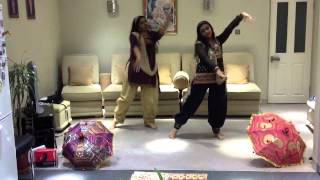 Barso Re Dance - Inspiration from Naina & Manpreet