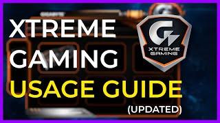 gigabyte Xtreme Gaming Engine Tutorial (Updated 2018)