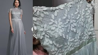 *wedding special *Amazon gown/myntra gown designer gown review Amazon reviews