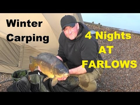 Winter Carping At Farlows