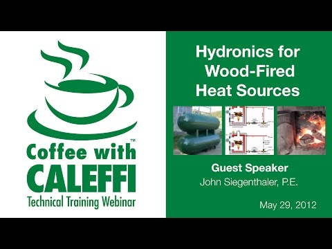 Hydronics for Wood-Fired Heat Sources