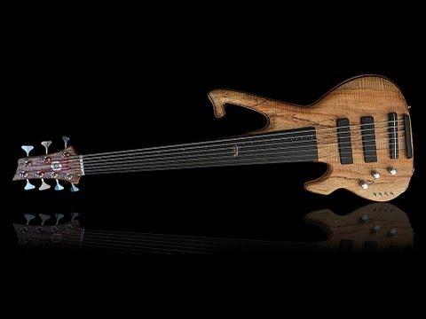helios evolution 7 strings fretless left handed bass part 4 youtube. Black Bedroom Furniture Sets. Home Design Ideas