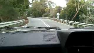 Mitsubishi Cordia turbo (stock standard) hills drive HD