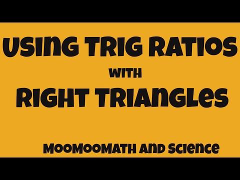 Trig-ratios