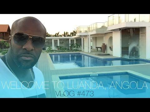 vlog #473 - Welcome to Luanda, Angola