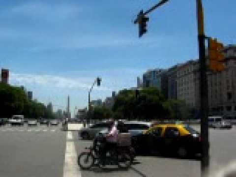 fogaway - argentina - buenos aires - largest street in the world...