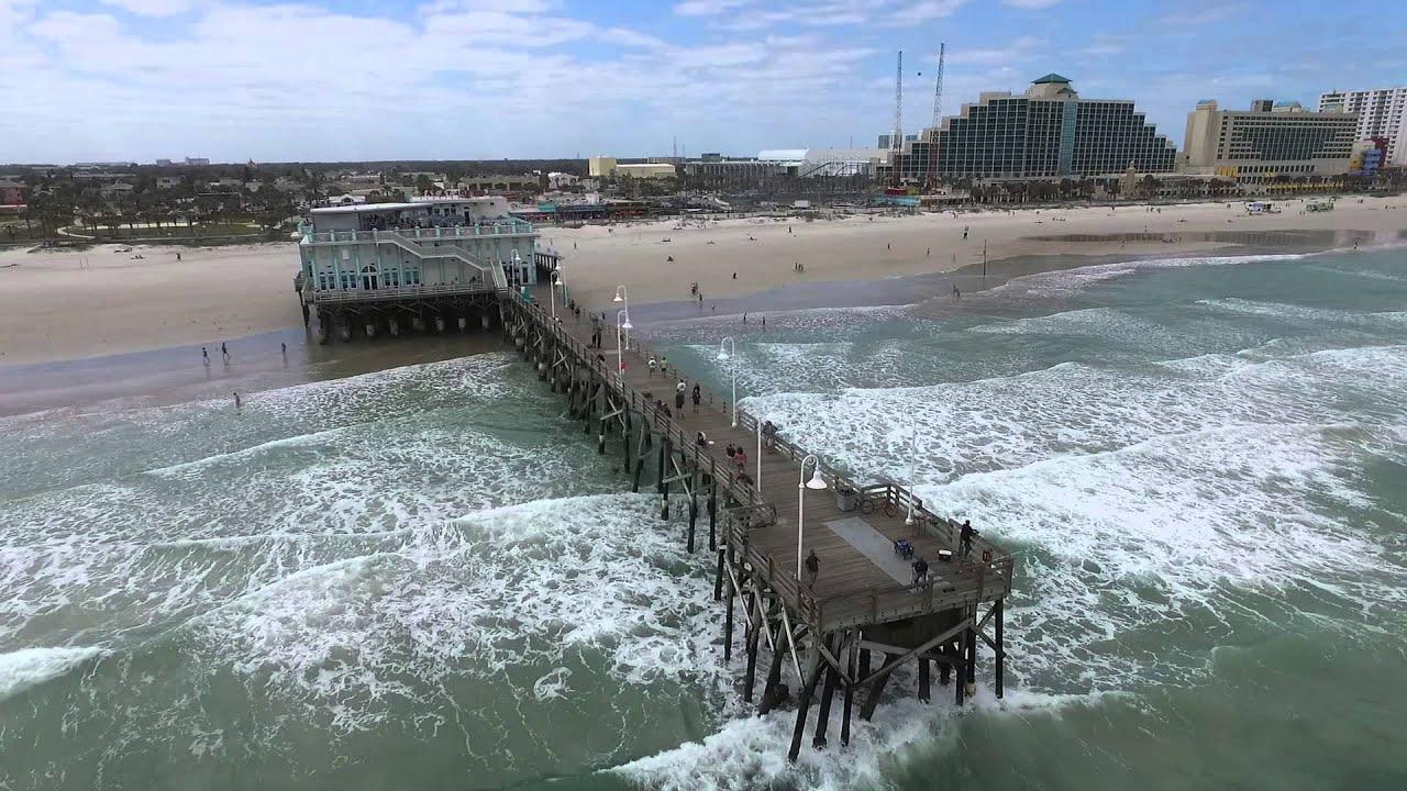Daytona Beach Main Street Pier You