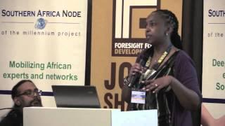 Foresight for Development RoundTable 2015