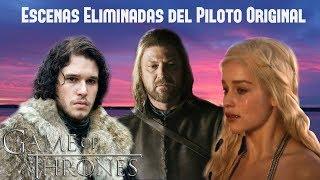 Escenas Eliminadas Del Piloto Original De Game Of Thrones