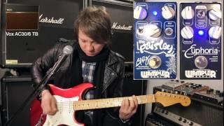 wampler pedals paisley drive vs euphoria